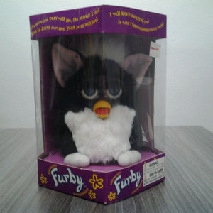 NIB/Never Opened 1999 Furby